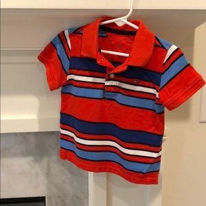 Tommy Hilfiger Toddler Boy Polo